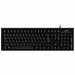 Клавиатура, Genius, Smart KB-101, USB, Чёрный