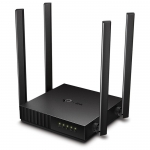 Маршрутизатор, TP-Link Archer C54, 802.11a/b/g/n/ac, AC1200M, 2?2 MU-MIMO, 1 WAN порт 10/100М + 4 LAN порта 10/100М