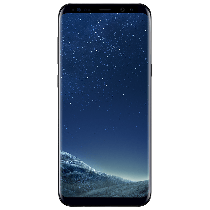 Смартфон Samsung Galaxy S8+, Midnight Black