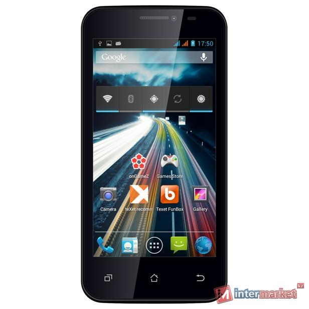 Смартфон teXet X-navi TM-4672, Black