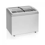Морозильник - витрина Бирюса 260 VCZQ White