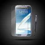 Защитная плёнка DELUXE Mobile Samsung Note 2